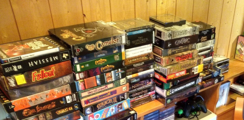 Diary of a year of not buying video games (or books):Conclusion
